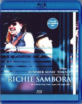 Richie Sambora サマソニ東京2014!リッチーサンボラ(Blu-Ray)