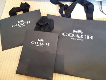 COACH コーチ ショップ袋