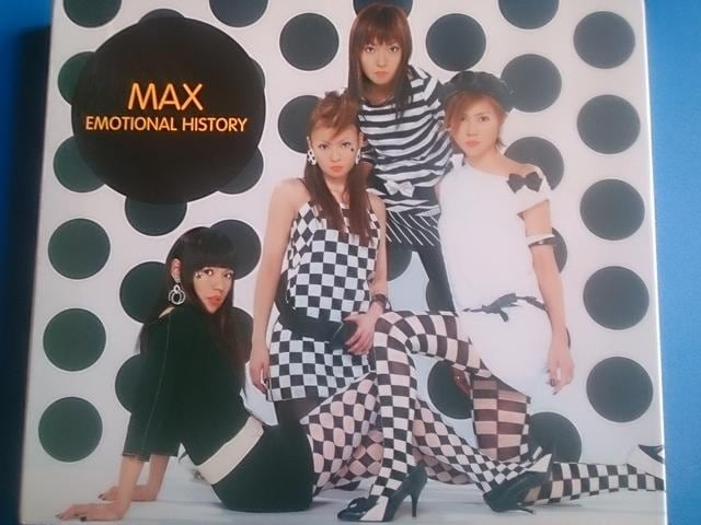 MAX EMOTIONAL HISTRY  < タレントグッズの
