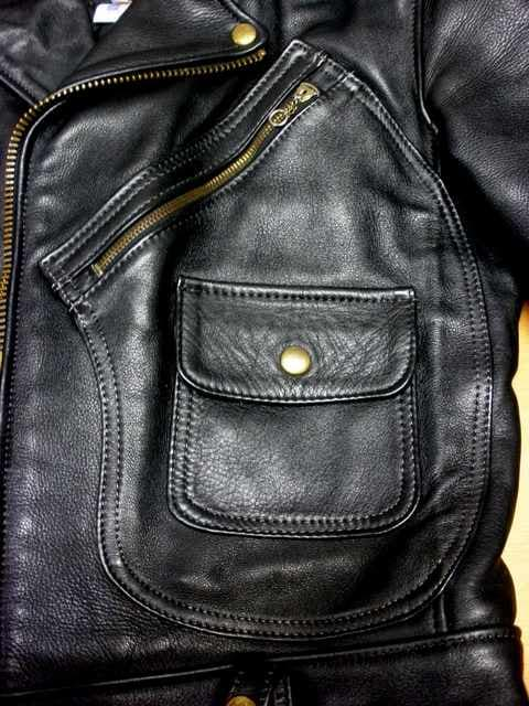 Protech プロテック Dポケ ライダース Dポケット < 男性ファッションの