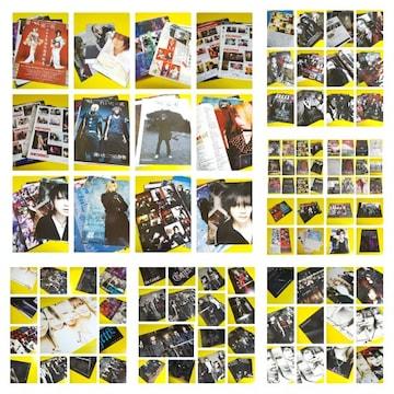 V系-the GazettE★大量切り抜き179枚など★ルキ/麗/葵/れいた/戒