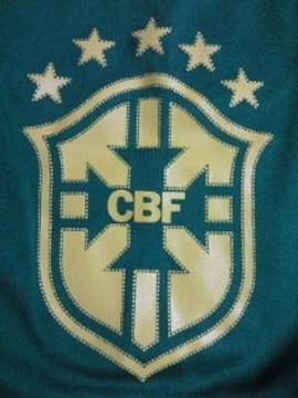 NIKE ナイキ サッカー ブラジル 代表 ユニフォーム風 シャツ 背番号 10 Lサイズ イエロー