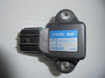 ホンダザッツABA-JD1純正品マップセンサーPFB 079800-5790中古品