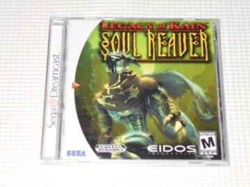 DC★LEGACY OF KAIN SOUL REAVER 海外版