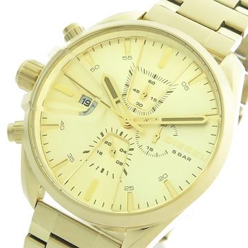 ディーゼル DIESEL クロノ クオーツ メンズ 腕時計 DZ4475