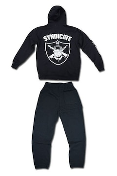 Syndicate★OGスウェットセットアップ★L★新品