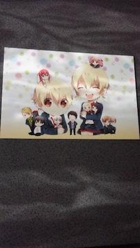 非売品アニメイト限定ビーズログイレブンフェア2013ポストカード青春はじめました!
