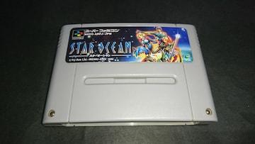 SFC スターオーシャン / スーパーファミコン