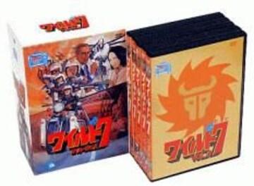 元祖ワイルド・セブンDVD-BOX5枚組 ワイルド7