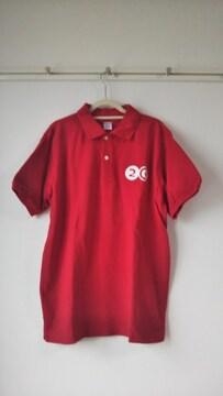 ポロシャツ 赤