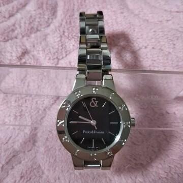 新品★ピンキー&ダイアン★レディース腕時計★付属品一式あり