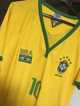 ブラジル購入ブラジルサッカーユニフォーム