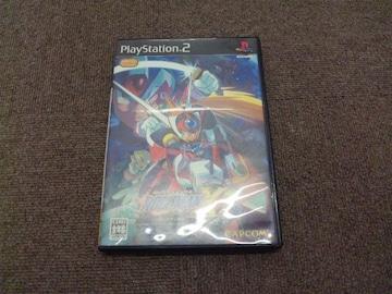 【PS2】ロックマンX7