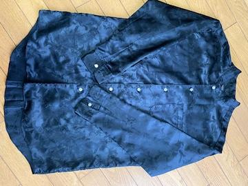黒ワイシャツ L