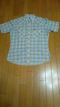 70年代 Wrangler 半袖チェックシャツ