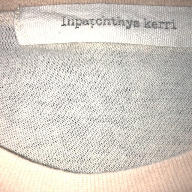 INPAICHTHYS KERRI Tシャツ < ブランドの