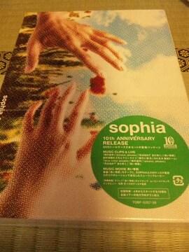 未開封2枚組DVD,SOPHIA everblue films-�T