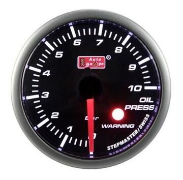 オートゲージ φ52SMモデル 油圧計