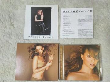 初回限定CD マライアキャリー バタフライ '97/9 全14曲
