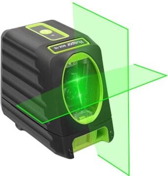 Huepar 高精度 高輝度 ライン出射角130°&150° X G ク レーザ
