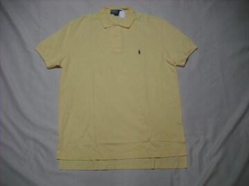 37 男 POLO RALPH LAUREN ラルフローレン 半袖ポロシャツ L