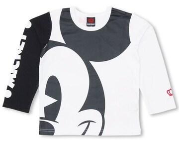 新品BABYDOLL☆ディズニー ミッキー ロンT 110 Tシャツ ベビードール