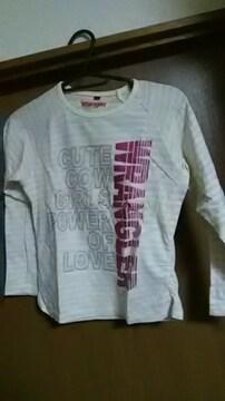 新品*Wrangler *長袖Tシャツ