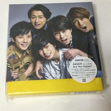 嵐 Are You Happy?初回限定盤 【CD+DVD】
