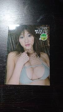原幹恵 トレーディングカード 007