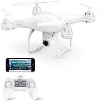 Potensic ドローン GPS 搭載 高度・座標ホバリング 200g未満 108