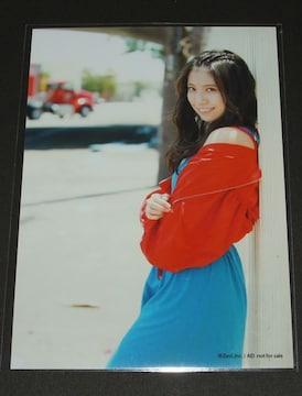SKE48 FRUSTRATION 生写真1枚 荒井優希