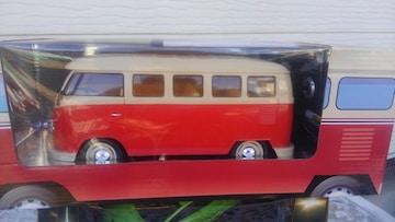 ワーゲンタイプバス ラジコン 大きめです新品
