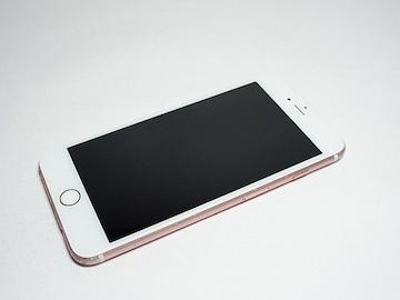 ●良品中古●DoCoMo iPhone6S PLUS 128GB ローズゴールド●