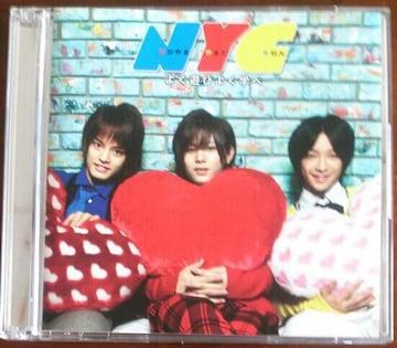 (CD+DVD)NYC☆よく遊びよく学べ[初回盤]★即決価格♪