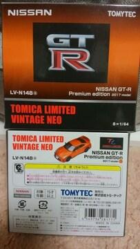 1/64 トミカリミテッドヴィンテージネオ 日産スカイラインGT-R プレミアムエディション 新品
