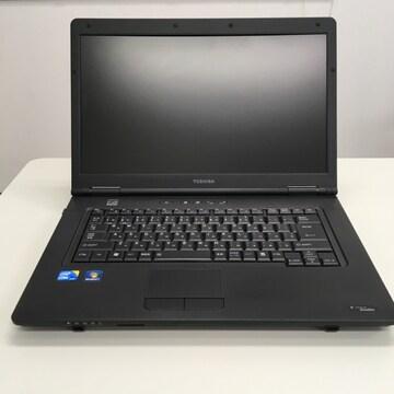 東芝 DynaBook Core i5@2.67Ghz 新品SSD テレワーク