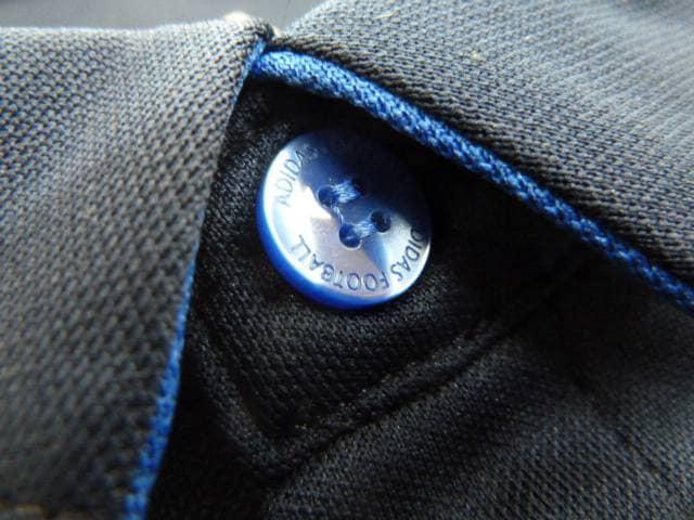 送料込(S紺)アディダス BRR90★TIRO17 半袖ポロシャツ ピケ素材 薄手軽量 < 男性ファッションの