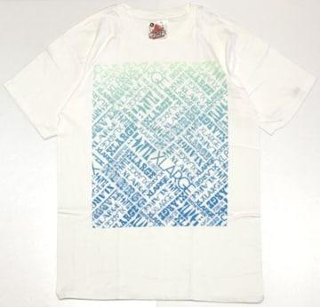 XLARGE エクストララージ グラデーションロゴTシャツ