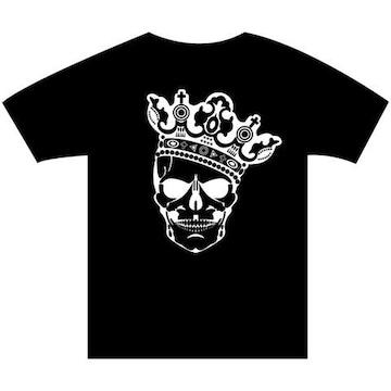 ビヨンド スカル ガイコツ 王冠 Tシャツ S M L XL XXL XXXL