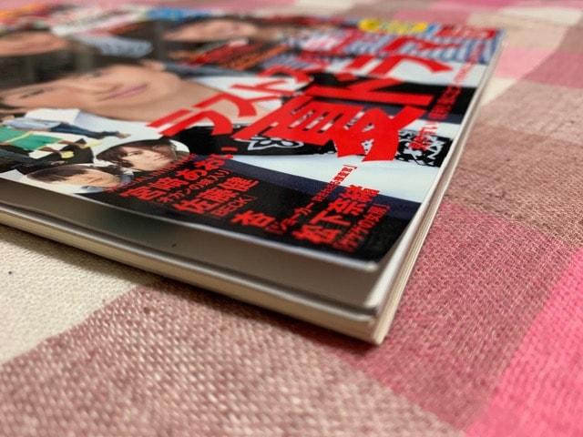 ★1冊/月刊 TVfan 2010.10 全国版 ※抜けあり < タレントグッズの