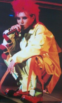 X JAPAN hide ポスター ヒデ PSYENCE A GO GO