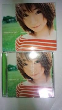 水樹奈々 supersonic girl & MAGIC ATTRACTION 初回限定盤