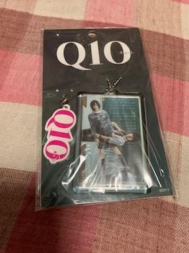★Q10/携帯ストラップ 佐藤健・前田敦子