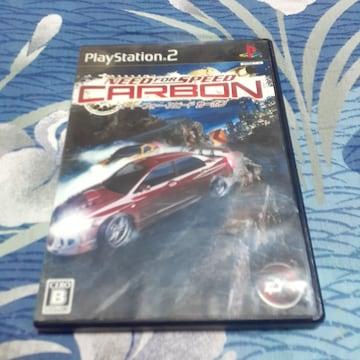 ニードフォースピードカーボン/ PS 2ソフト