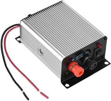 DC-DCコンバーター DC24V電源をDC13.8Vに変換 MAX45A