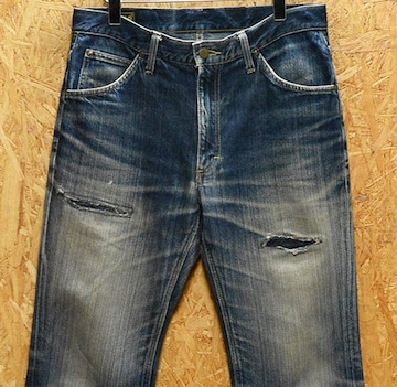 W88cm Lee リーライダース102ブーツカット  / 股下78cm