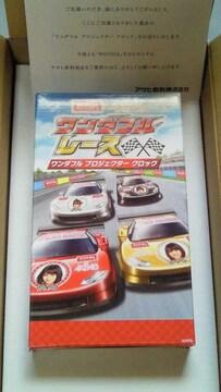 WONDA×AKB48 ワンダフルレース 第22回当選プロジェクター クロック 篠田 宮澤