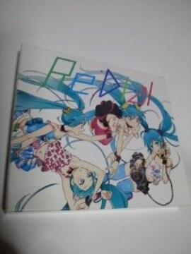 CD+DVD限定盤livetune feat.初音ミクRe:Dial 送料込み