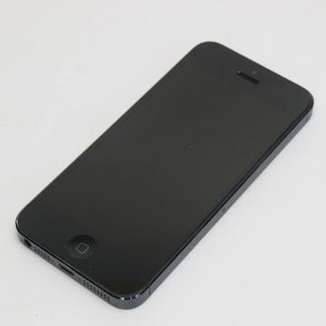 ●安心保証●美品●au iPhone5 32GB ブラック●白ロム
