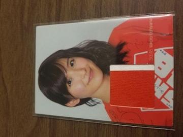 SKE48 内山命 コスチュームカード